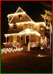 Outdoor Christmas Decorations, Outdoor Christmas Decorating Ideas ...